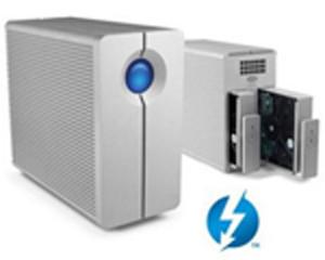 LaCie 莱斯双盘位 Thunderbolt Series 2-disk RAID(4TB)/9000191