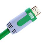 富士绿曼巴镀银铜HDMI线12米 转接及数据线/富士