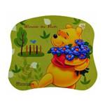 迪士尼SBD197(绿)快乐维尼鼠标垫 鼠标垫/迪士尼