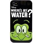 迪士尼IPH4030604WD 鳄鱼爱洗澡大头(黑色) 苹果配件/迪士尼
