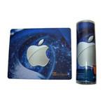 MUSTANG 苹果系列鼠标垫(白色) 鼠标垫/MUSTANG