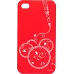 迪士尼IPH4030664WD 梦幻米奇(超溥款)保护壳 红 苹果配件/迪士尼