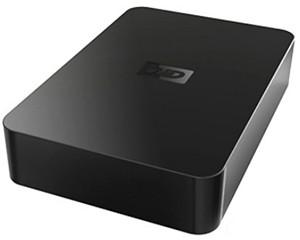 西部数据WD Elements Desktop 3TB(WDBAAU0030HBK)