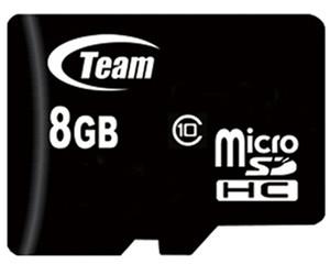 十铨科技8GB Class10 TF(micro SD)存储卡(TG008G0MC28X)图片