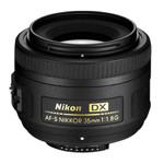 尼康AF-S DX 尼克尔 35mm f/1.8G 镜头&滤镜/尼康
