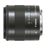 佳能EF-M 18-55/3.5-5.6 IS STM 镜头&滤镜/佳能