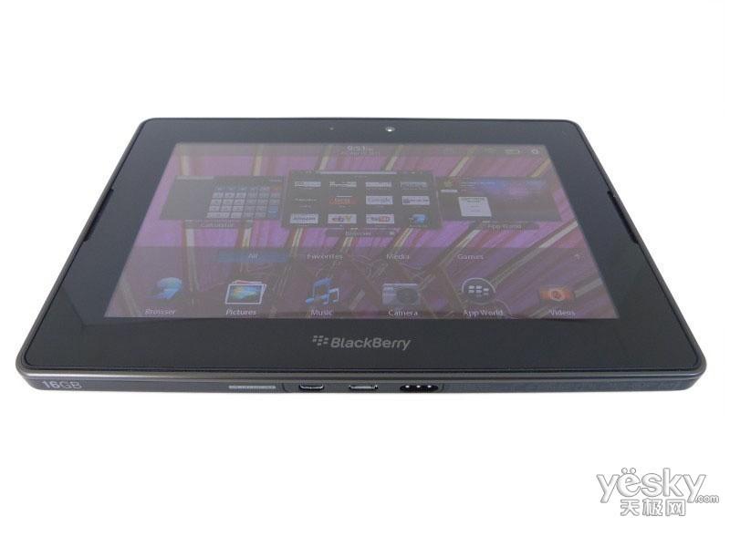 黑莓PlayBook平板电脑(16GB)
