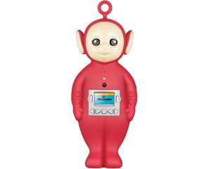 纽曼MP3X90豪华版 故事机/早教机 红色小波图片