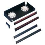 康普12口ST耦合器面板(600B)(含耦合器) 机房布线/康普