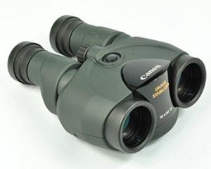 佳能10X30IS防抖望远镜图片