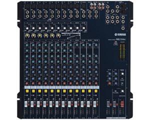 雅马哈MG166CX 调音台图片