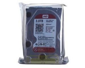 西部数据2TB 7200转 64MB SATA3 红盘(WD20EFRX)图片