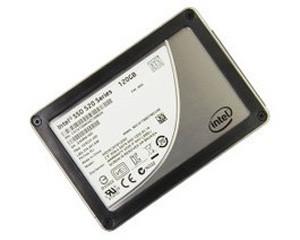 Intel SSD 520 Series 简盒包装(120GB)