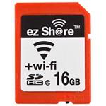 易享派Wi-Fi SDHC卡 Class10(16GB) 闪存卡/易享派