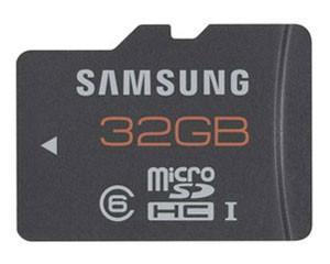 三星 TF(MicroSD/SDHC)卡 UHS-1 class6(32GB)(MB-MPBGB/CN)图片
