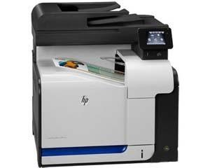 惠普 LaserJet Pro 500 Color MFP M570dw(CZ272A)