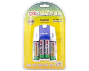 飞毛腿 AA智能充电电池套装(4×2500mAh)图片