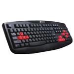 达尔优TK503(PS/2)卡丁车职业战队版单键盘