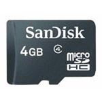 闪迪 Micro SDHC/TF卡 Class4(4GB) 闪存卡/闪迪