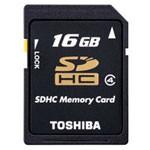 东芝SDHC Class4(16GB)/SD-K16GR7W4 闪存卡/东芝
