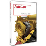 AutoDesk AutoCAD Mechanical 2009 图像软件/AutoDesk
