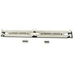 AMP 100对110语音配线架(AX2000MD-A10)