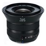卡尔蔡司Touit 12mm f/2.8(索尼E卡口) 镜头&滤镜/卡尔蔡司