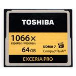 EXCERIA PRO CF UDMA7 1066x(64GB)