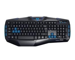 宜博眼镜蛇炫光版游戏键盘