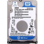 西部数据WD 蓝盘320GB 5400转 8MB SATA3 蓝盘(WD3200LPVX) 硬盘/西部数据