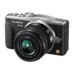 松下GF6套机(14-42mm II,45-150mm) 数码相机/松下