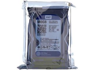 西部数据500GB 7200转 32M SATA3 蓝盘(WD5000AZLX)图片