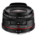 宾得 HD PENTAX-DA 15mm f/4 Limited 镜头&滤镜/宾得