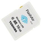 FlashAir SDHC卡 Class10(16GB)/SD-R016GR7AL01