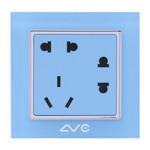 LVC 常规七孔插座LVC6507A 电源设备/LVC