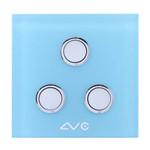 LVC 如意贴开关三键LVC8803A