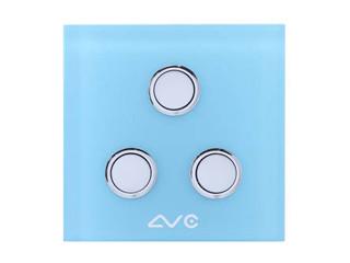 LVC 如意贴开关三键LVC8803A图片