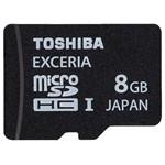 东芝EXCERIA TypeHD型 microSDHC(TF) UHS-1 Class10(8GB) 闪存卡/东芝