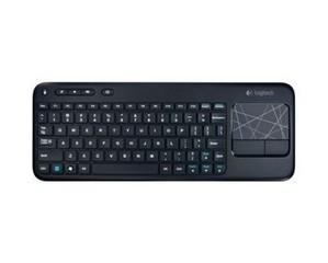 罗技k400r无线触控键盘