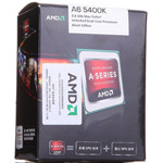AMD A6-5400K(盒) CPU/AMD
