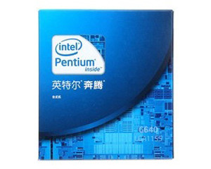 Intel 奔腾 G640(盒)图片
