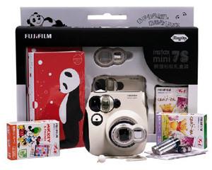富士Instax mini 7S熊猫套装