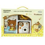富士一次成像 mini25相机 轻松熊礼盒装 数码相机/富士