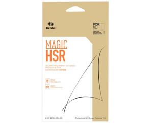 邦克仕 索尼 Xperia Z1 L39h Magic HSR高清防指纹保护贴膜图片