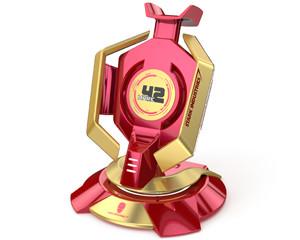 宜博 钢铁侠3耳机支架