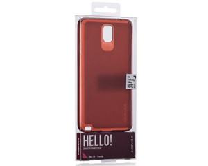 摩米士 三星 Galaxy Note 3清爽保护套图片