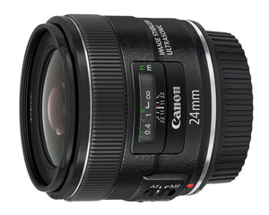 佳能EF-S 24mm STM图片