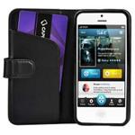 卡登仕 苹果iPhone5S/5C/5左右开经典皮套 手机配件/卡登仕