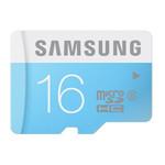 三星16GB Micro SD存储卡 标准版 MB-MS16D 闪存卡/三星