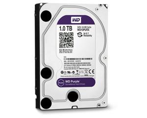 西部数据WD10PURX 紫盘 1TB图片